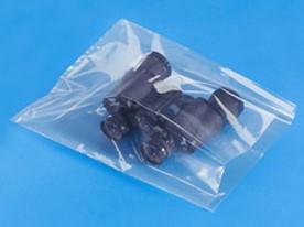Binoculars in a bag