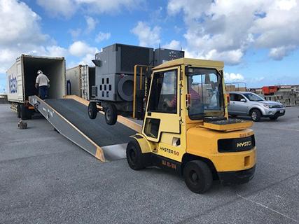 Coast Guard finds bargain in Okinawa