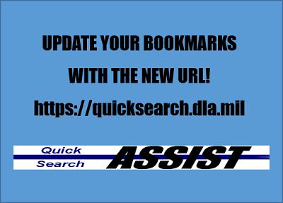 The URL for ASSIST has changed.