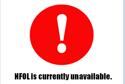 NFOL is currently unavailable