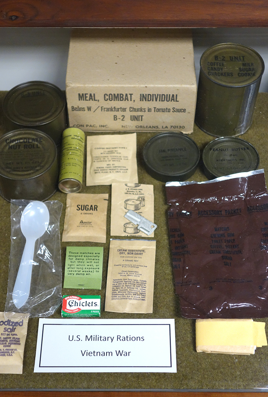 Military rations during the Vietnam War
