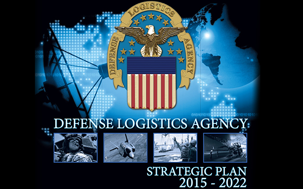 Cover of the DLA Director's Strategic Plan