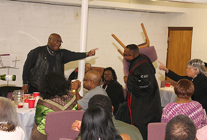 DLA associate entertains community with theatre productions
