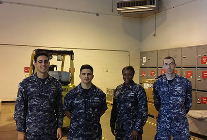 Enlisted Excellence at DLA Maritime Pearl Harbor