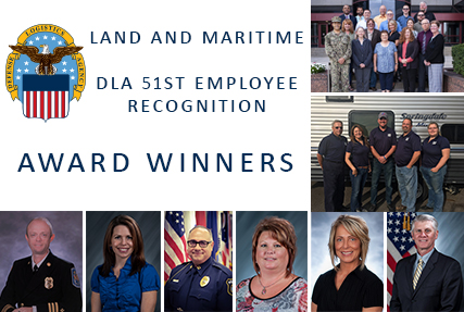 Associates, teams honored during DLA 51st Annual Employee Recognition Awards