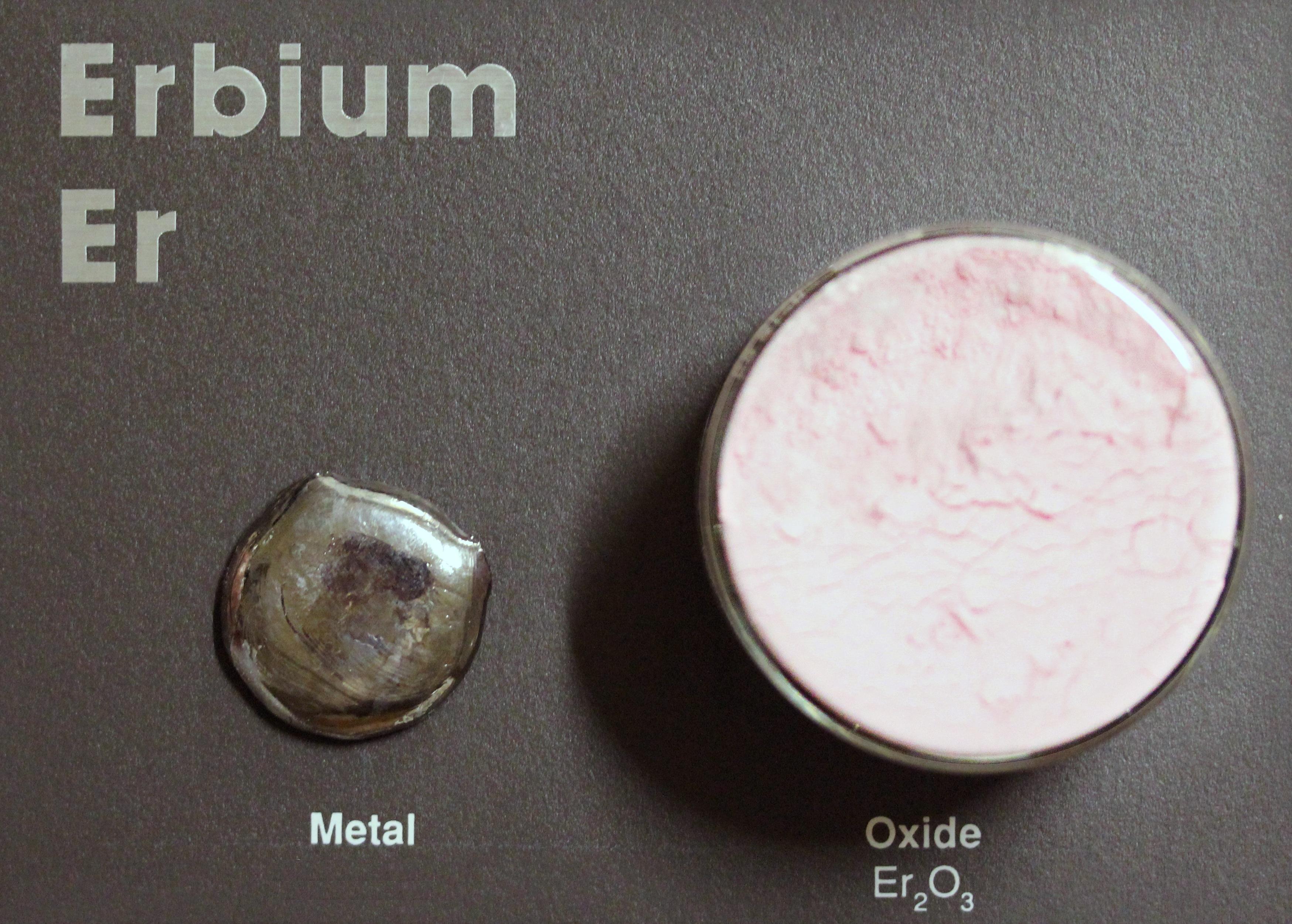 erbium uses - photo #7