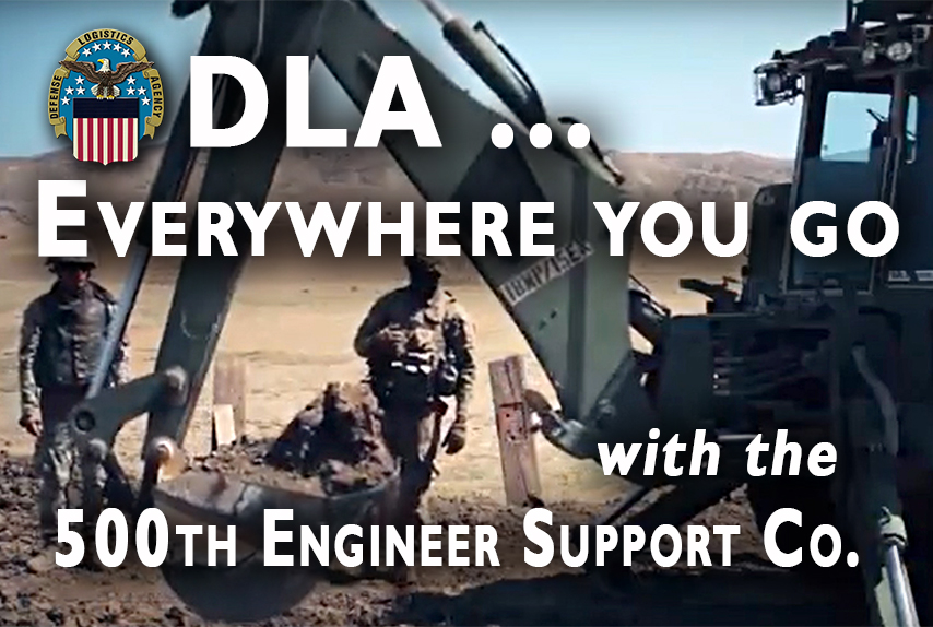 DLA ... Everywhere you go