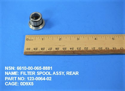 6610-000658881, P/N 123-0064-02 : RECORDER ASSEMBLY