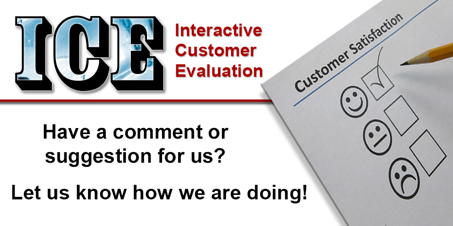 Complete a Customer Survey