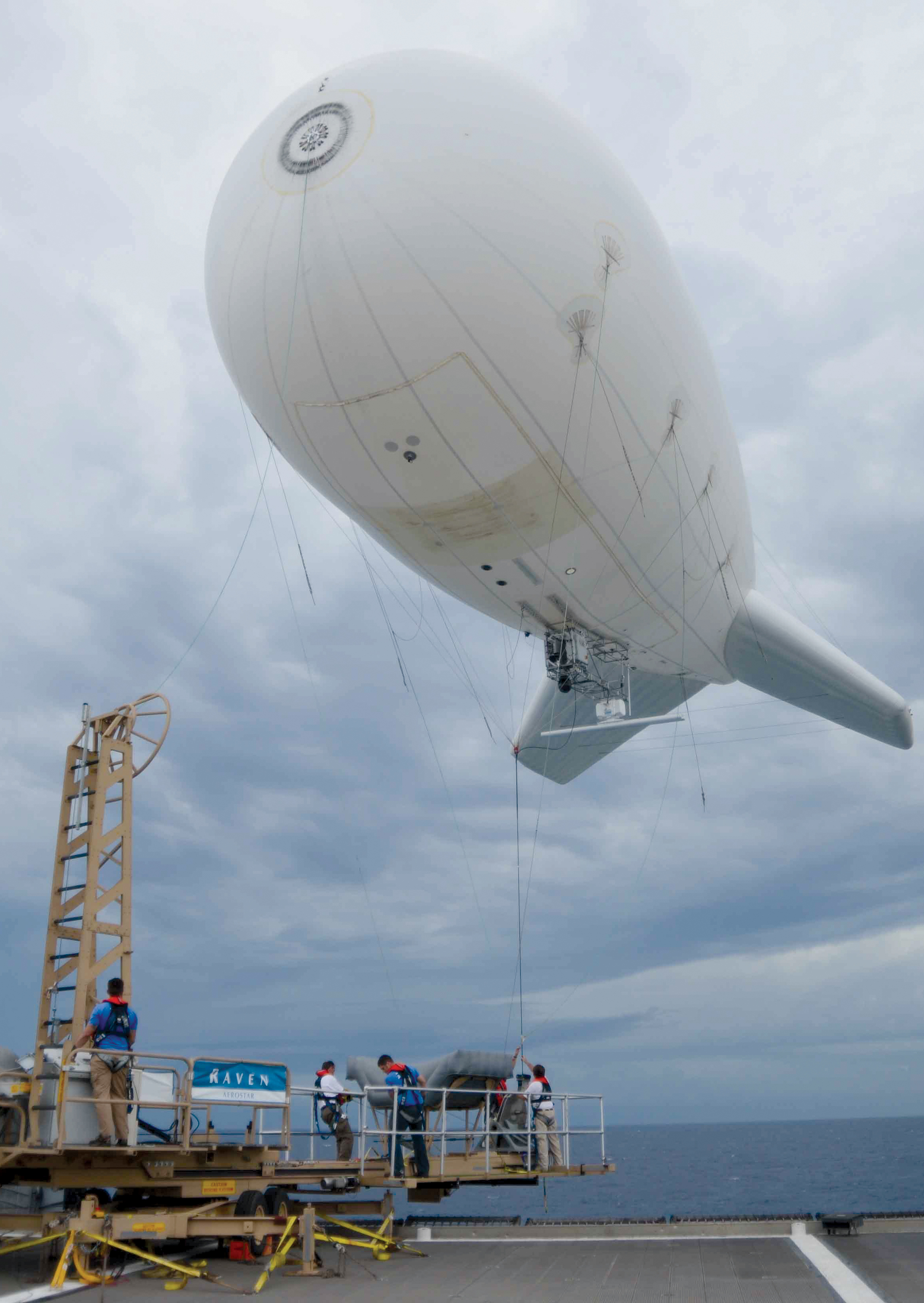 Aerospace Energy procures helium needed for aerostats