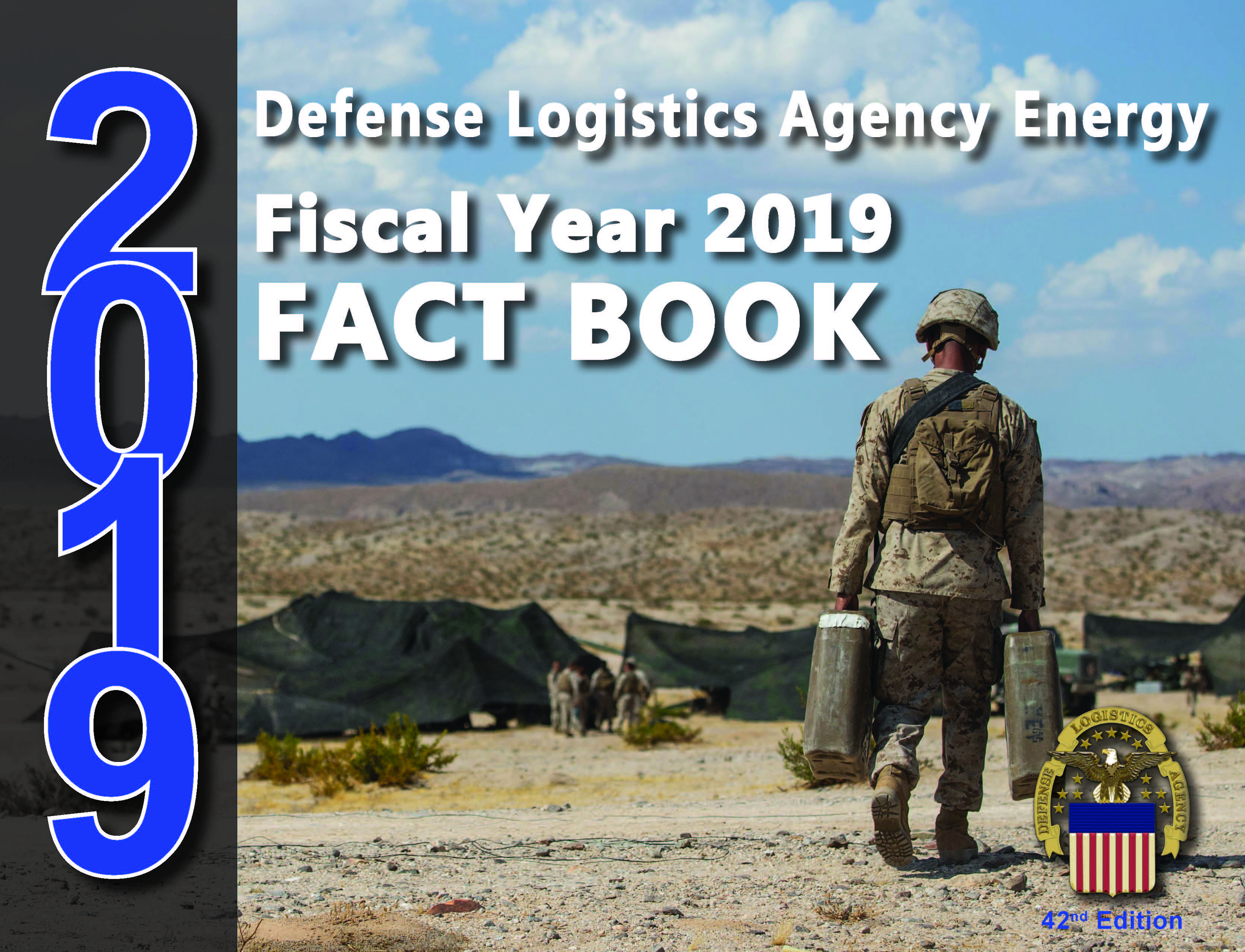 DLA Energy FY19 Fact Book