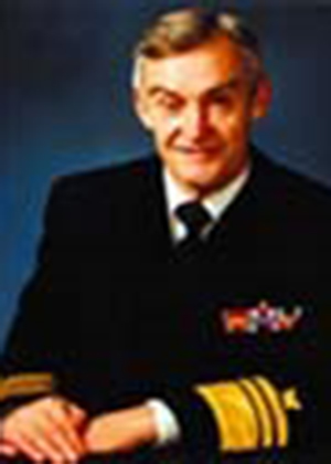 Navy Vice Adm. Eugene Andrews Grinstead