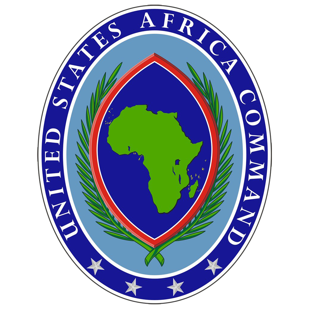 AFRICOM seal for DLA Europe & Africa