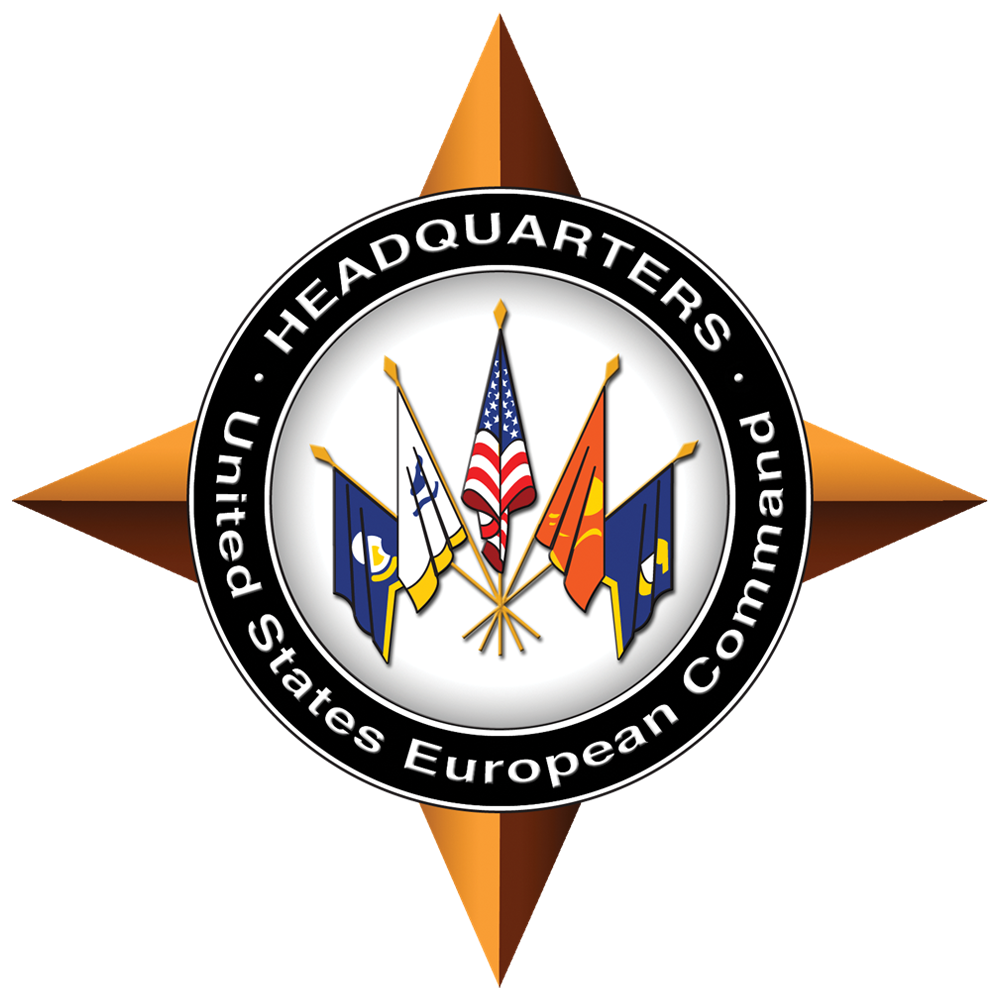 EUCOM seal for DLA Europe & Africa