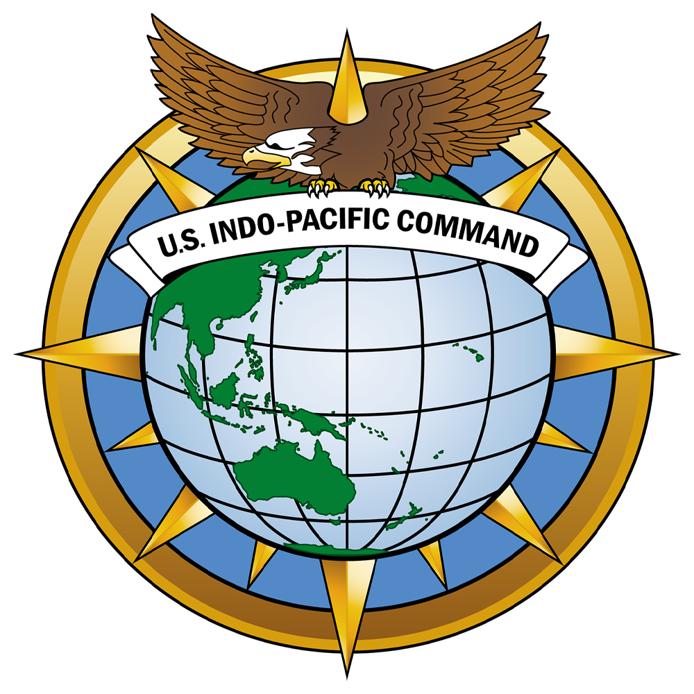 INDO-PACOM seal for DLA Indo-Pacific