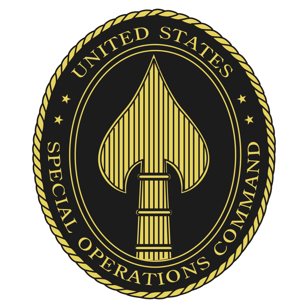 SOCOM seal for DLA CENTCOM & SOCOM