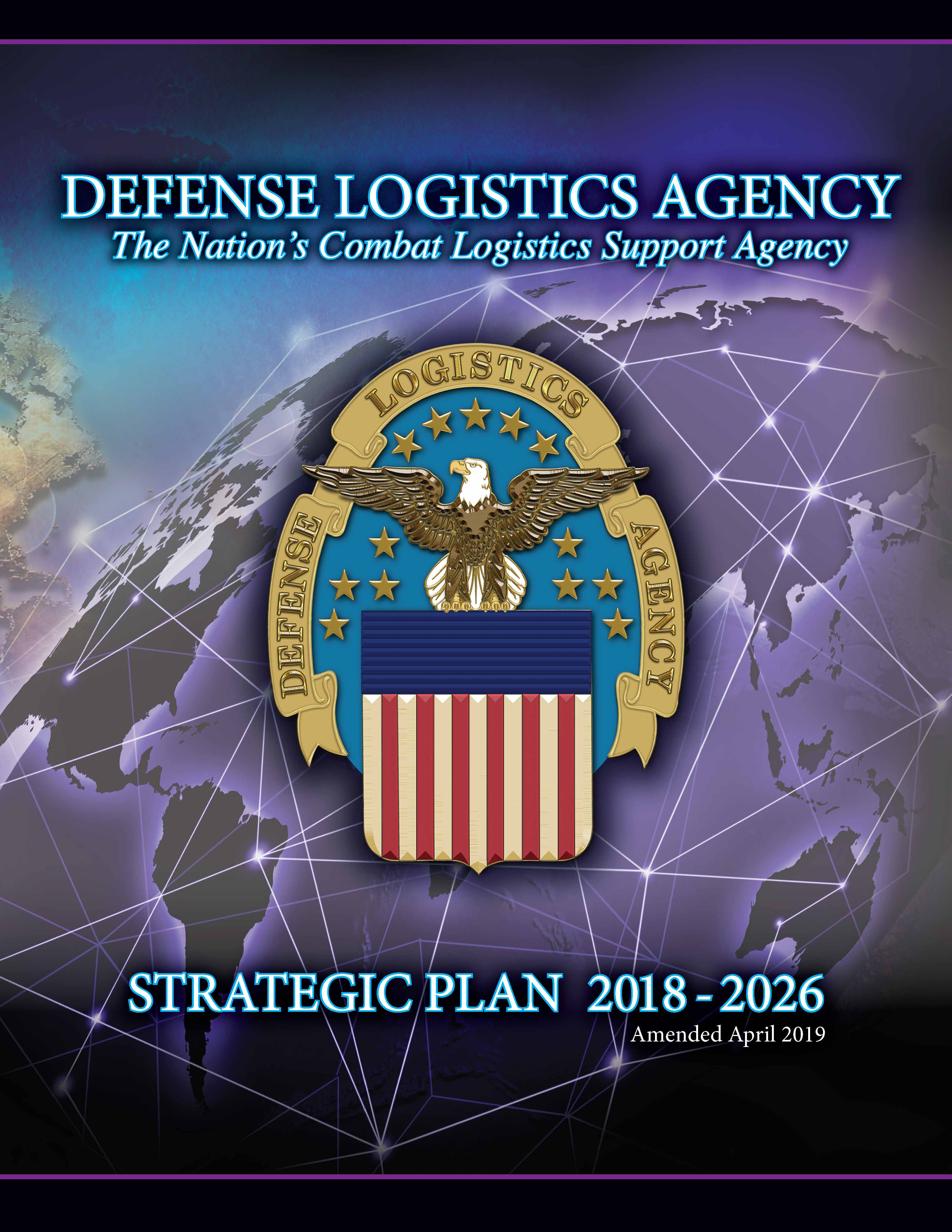 DLA Strategic Plan cover