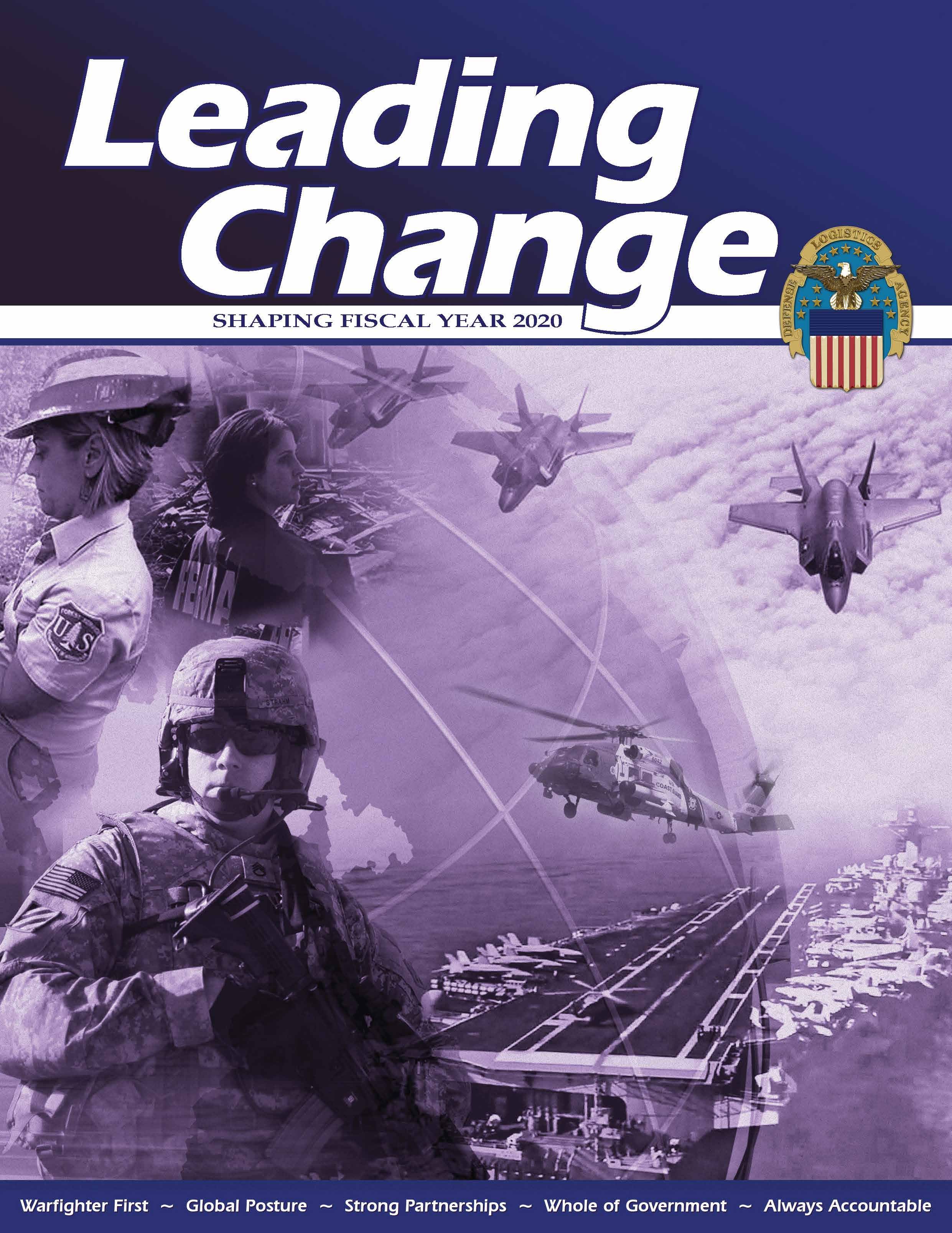 DLA Leading Change cover
