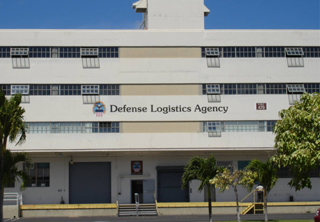 Image of the office building for DLA Installation Support for DLA Pacific