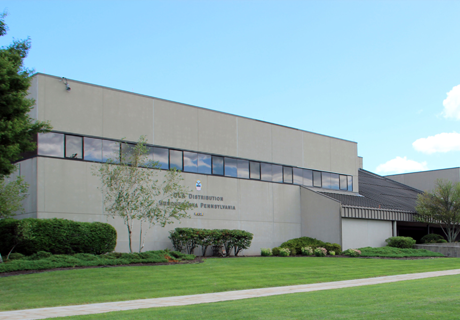Image of the office building for DLA Installation Support at Susquehanna