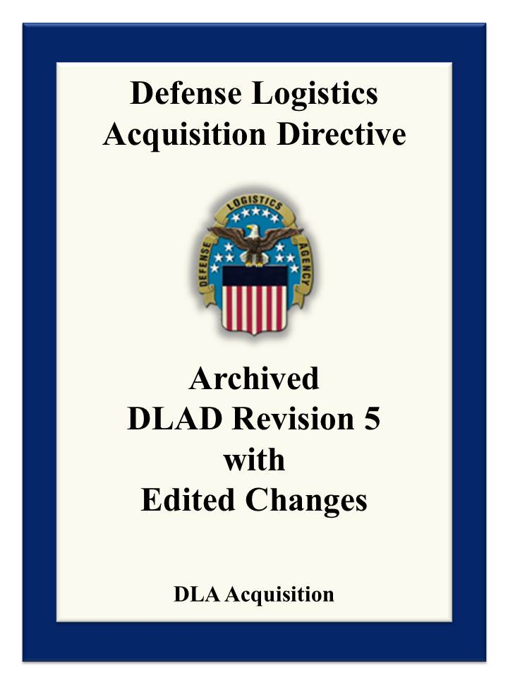 DLAD Archives with edited changes