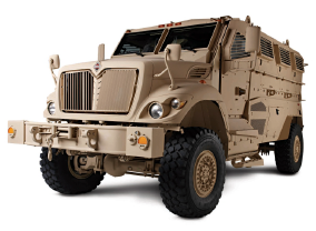 Picture of an Armored Vehicle