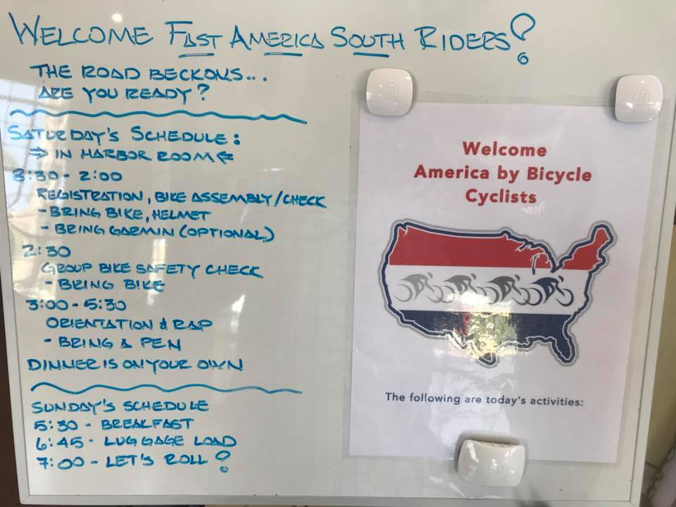 Welcome Fast Americs South Riders image