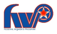 Federal Women's Program logo