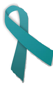 Teal SAPR ribbon