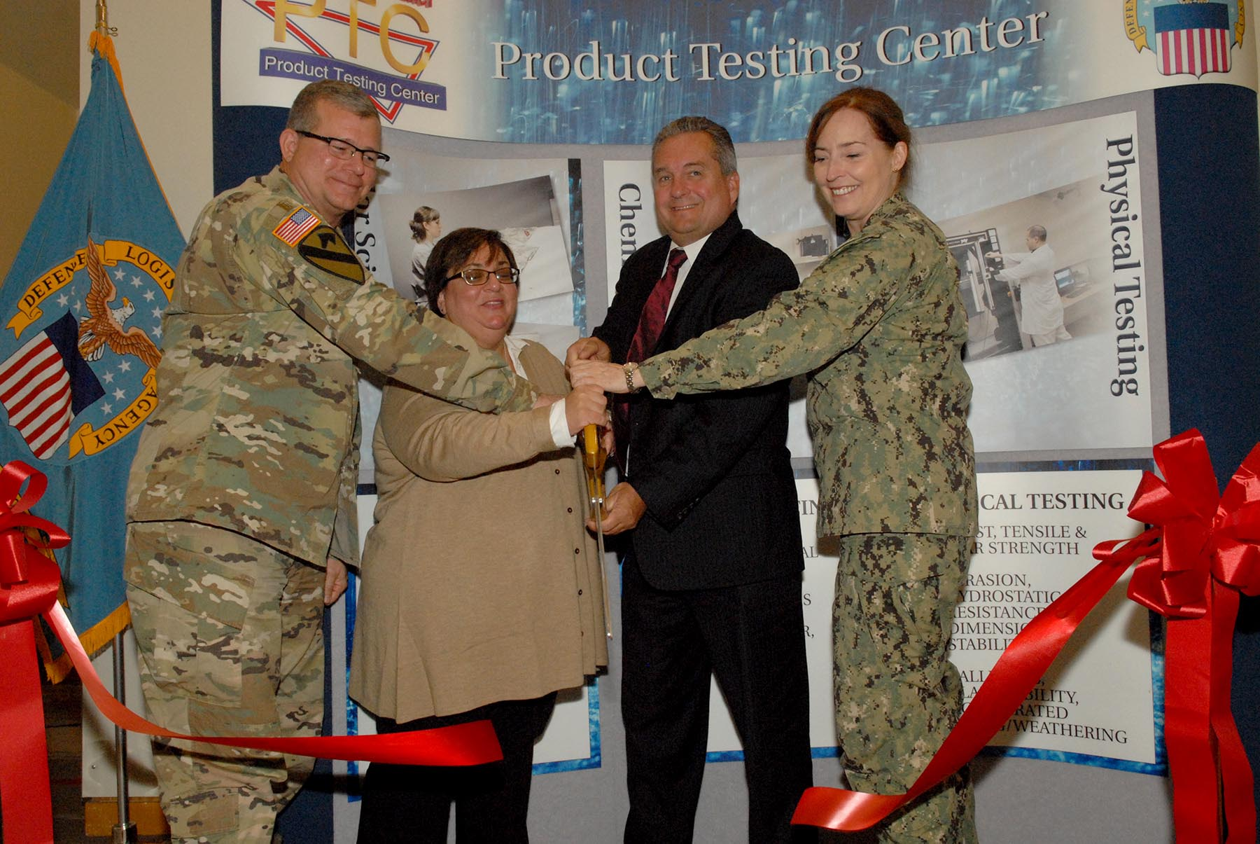 PTC Analytical realigns with Troop Support