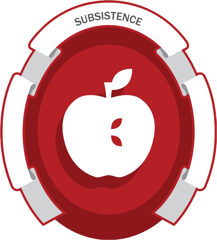 Subsistence logo