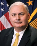 Image of Troop Support Executive Director of Contracting and Acquisition Management, William J. Kenny