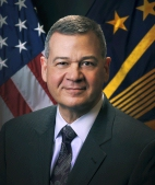 Image of Troop Support Deputy Commander Richard A. Ellis